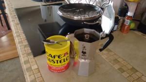 Eigener Kaffee mit der Bialetti Espresso Maschine