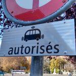 Selbstfahrende Postautos in Sion