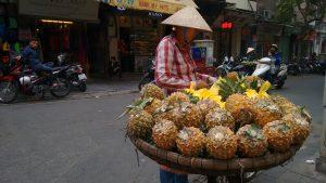 Mit Uber auf Sightseeingtour durch Hanoi, Vietnam